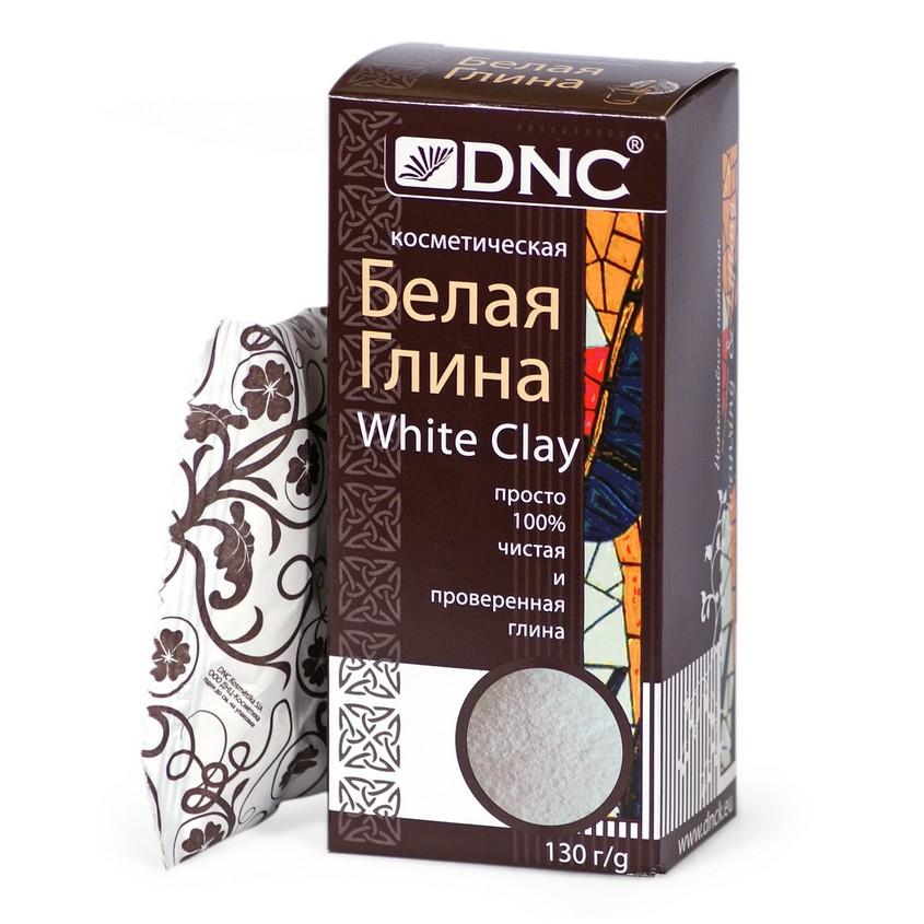 DNC Глина косметическая белая