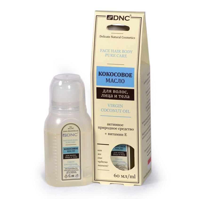 DNC Масло для волос, лица и тела кокосовое