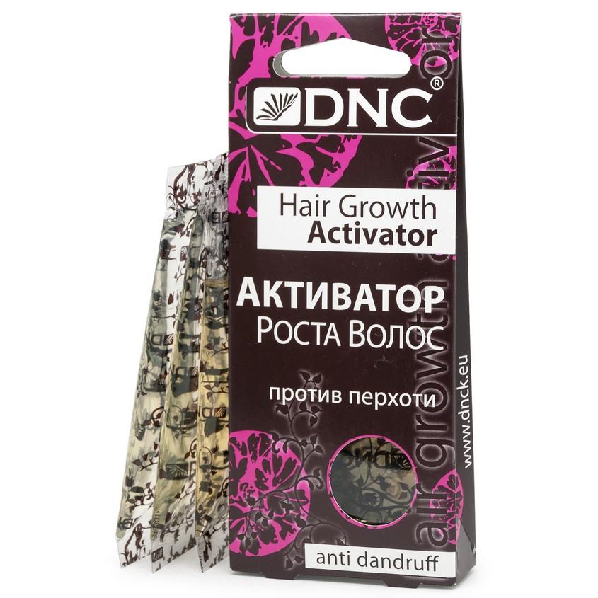 DNC Масло для волос против перхоти активатор роста