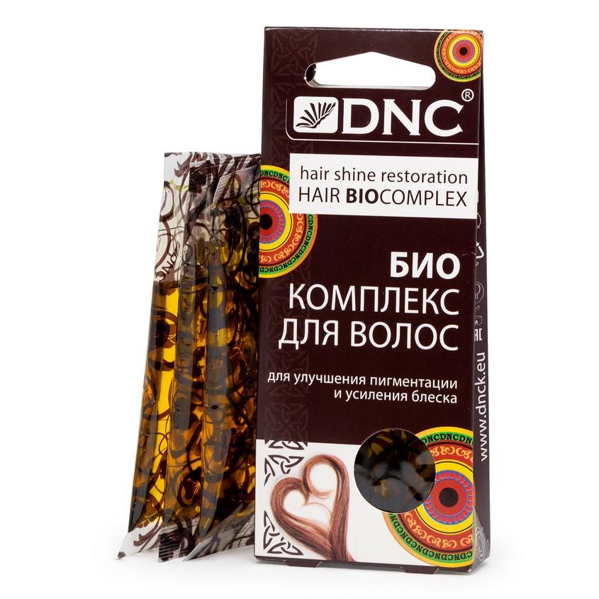 DNC Масло для улучшения пигментации и блеска волос Биокомплекс