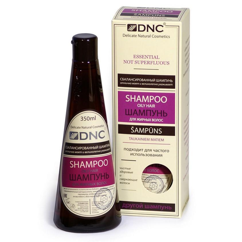 DNC Шампунь для жирных волос без SLS