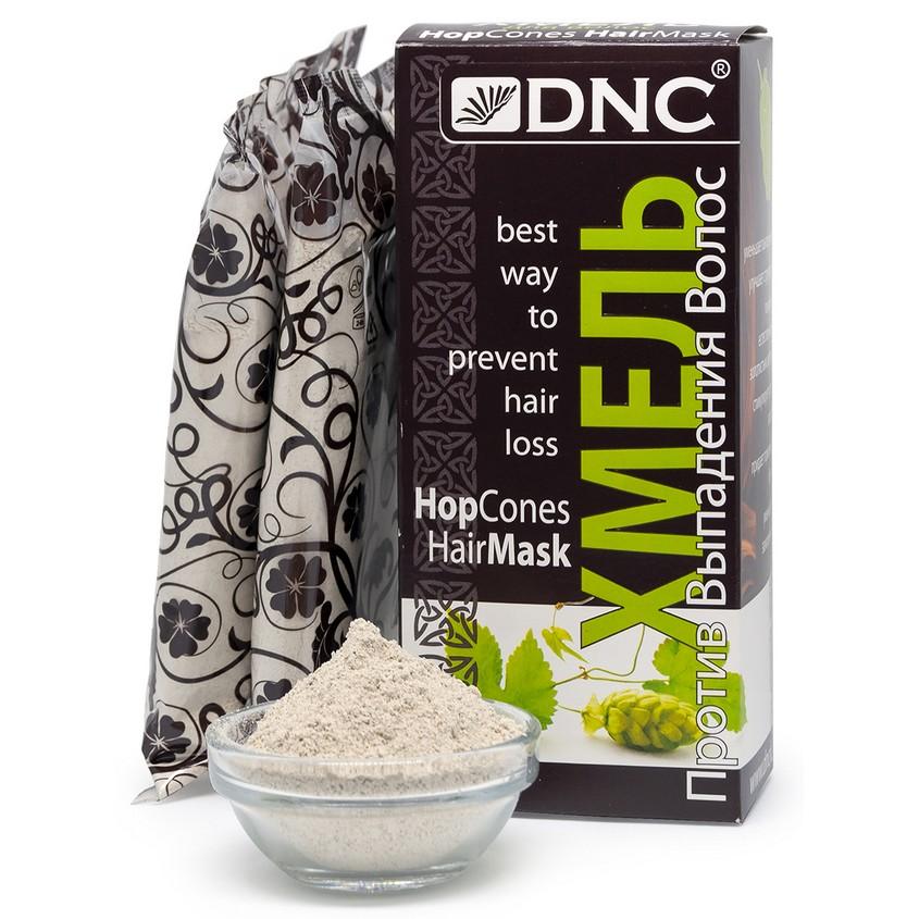 DNC Маска против выпадения волос хмель