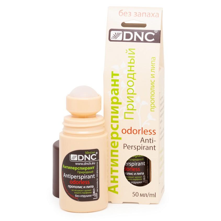DNC Антиперспирант с прополисом и липой без запаха