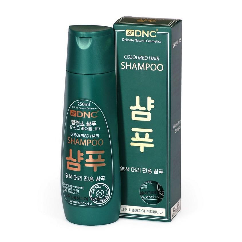 DNC Шампунь для окрашенных волос без сульфатов