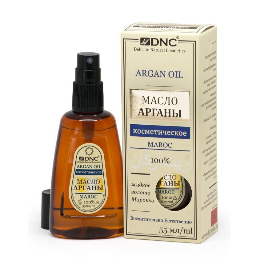DNC Масло для волос и кожи аргана