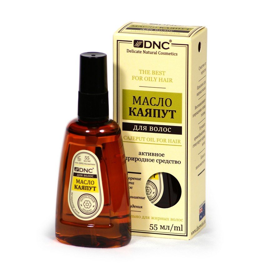 DNC Масло для волос каяпут