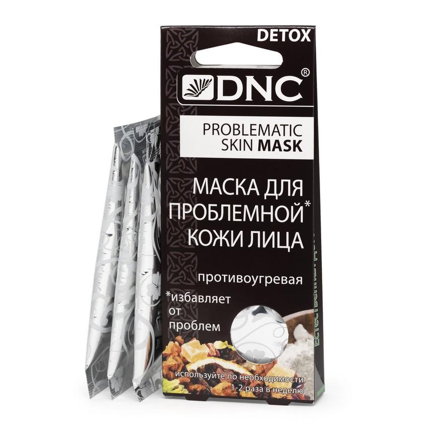 DNC Маска для проблемной кожи лица