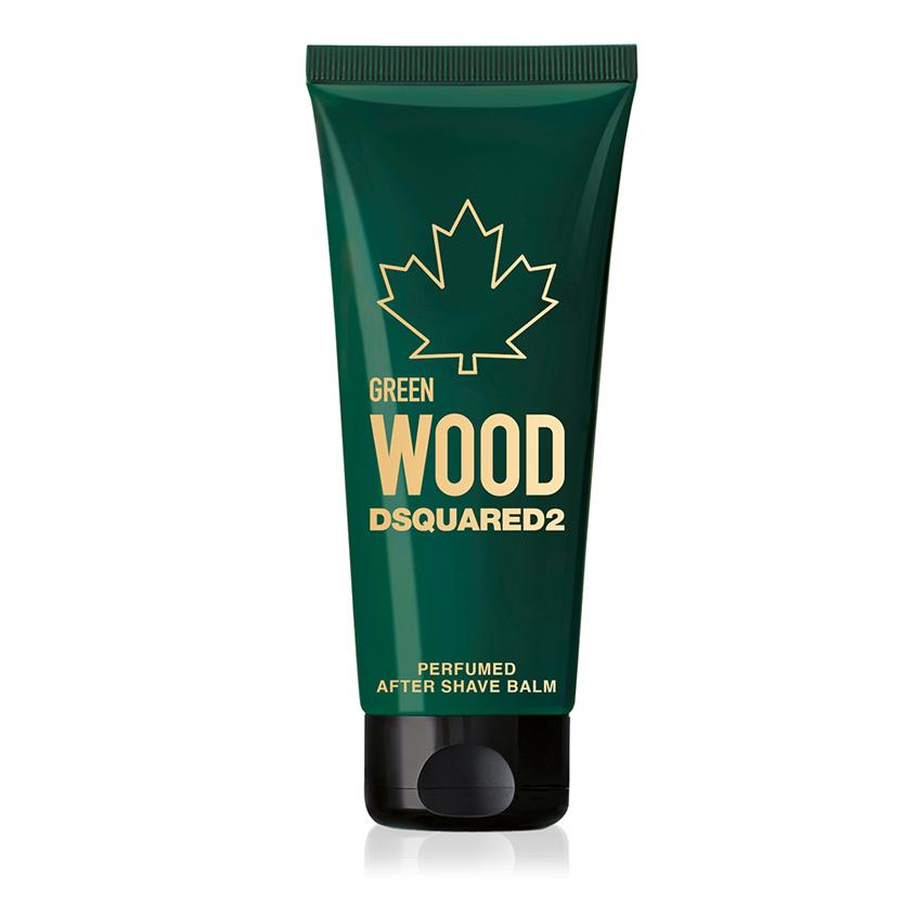 Купить DSQUARED2 Бальзам после бритья Green Wood