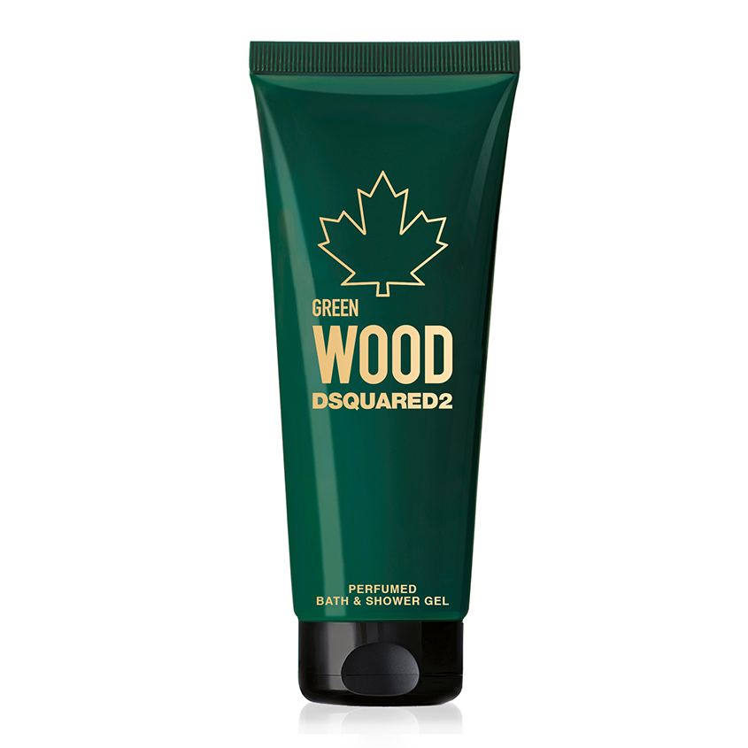 DSQUARED2 Гель для душа Green Wood