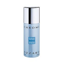 AZZARO Дезодорант-спрей Chrome 150 мл дезодорант спрей с ароматом граната tm crystal