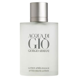 GIORGIO ARMANI Лосьон после бритья Acqua Di Gio Homme 100 мл giorgio armani парфюмерный набор мужской acqua di gio profumo 3 предмета