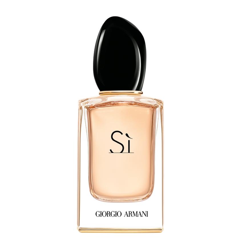 женская парфюмерия Giorgio Armani Si купить в москве по цене 5449