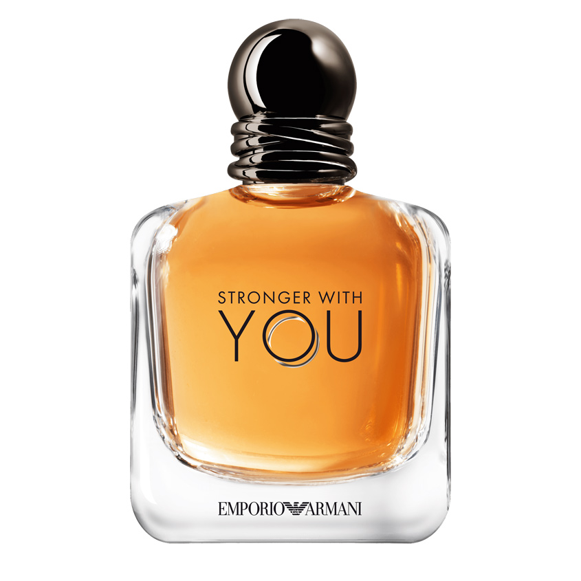 Купить Emporio Armani Stronger with You, GIORGIO ARMANI