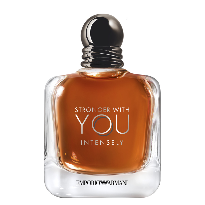 Купить EMPORIO ARMANI Stronger With You Intensely, GIORGIO ARMANI