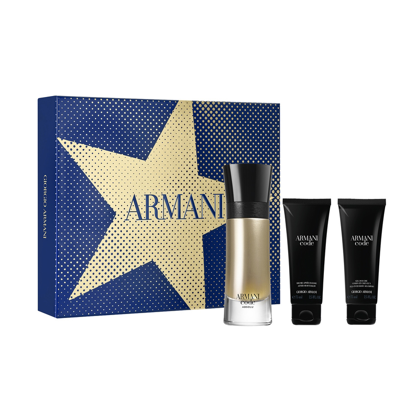 Купить GIORGIO ARMANI Подарочный набор Armani Code Absolu