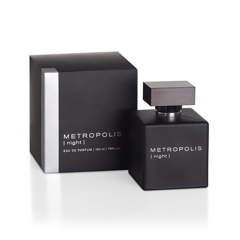 мужская парфюмерия Metropolis Night купить в москве по цене 1399