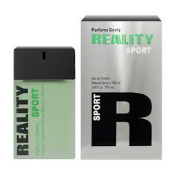 PARFUMS GENTY Reality Sport