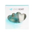 PARFUMS GENTY Подарочный набор Lovely Heart Azur