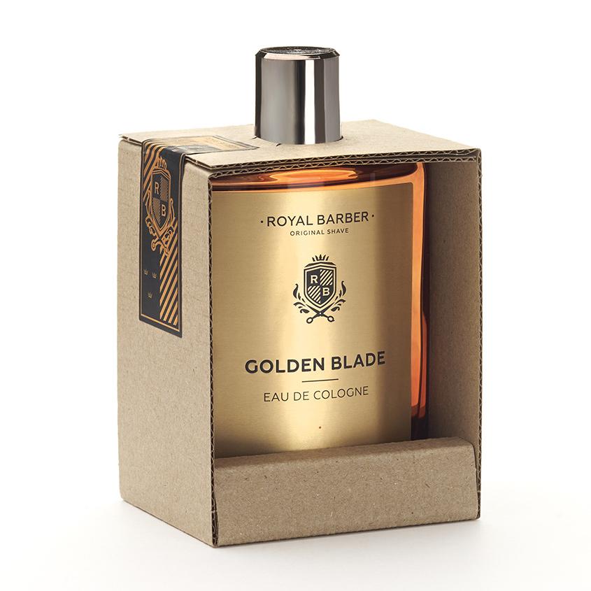 ROYAL BARBER Golden Blade Eau De Cologne