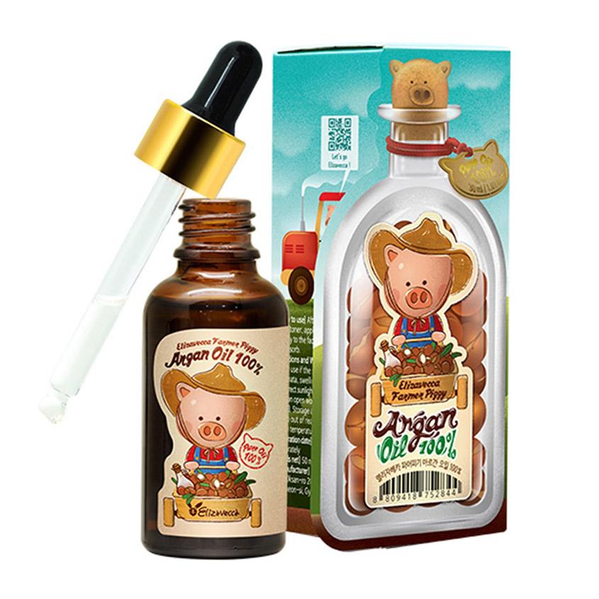 ELIZAVECCA Аргановое масло для лица, тела и волос