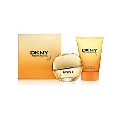 DKNY Парфюмерный набор Nectar Love Парфюмерная вода, спрей 30 мл + Гель для душа 100 мл clinique набор aromatics black парфюмерная вода спрей 50 мл лосьон для тела 75 мл гель для душа 75 мл