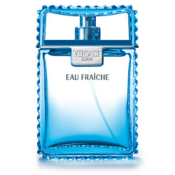 VERSACE Парфюмированный дезодорант-спрей Man Eau Fraiche 100 мл mugler alien парфюмированный дезодорант спрей alien парфюмированный дезодорант спрей
