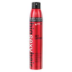 SEXY HAIR Сухой лак сильной фиксации 275 мл alterna лак сильной фиксации caviar anti aging extra hold hair spray 400ml