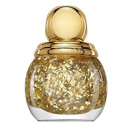 DIOR �������� ��� ������ Diorific Golden Shock Gold Leaf Effect Topcoat