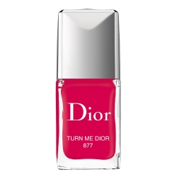 DIOR Лак для ногтей DIOR Vernis Couture № 445 Coral Crush, 10 мл artdeco artdeco гель лак для ногтей art couture 632 coral pink 10 мл