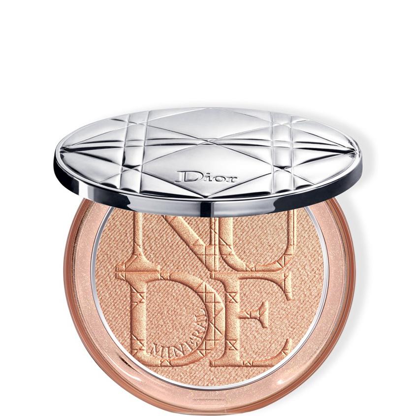 DIOR Пудра для сияния кожи Diorskin Mineral Nude Luminizer.