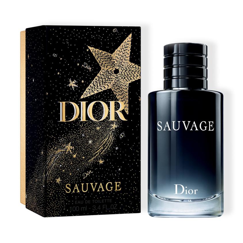 DIOR Sauvage Eau de Toilette подарочной упаковке
