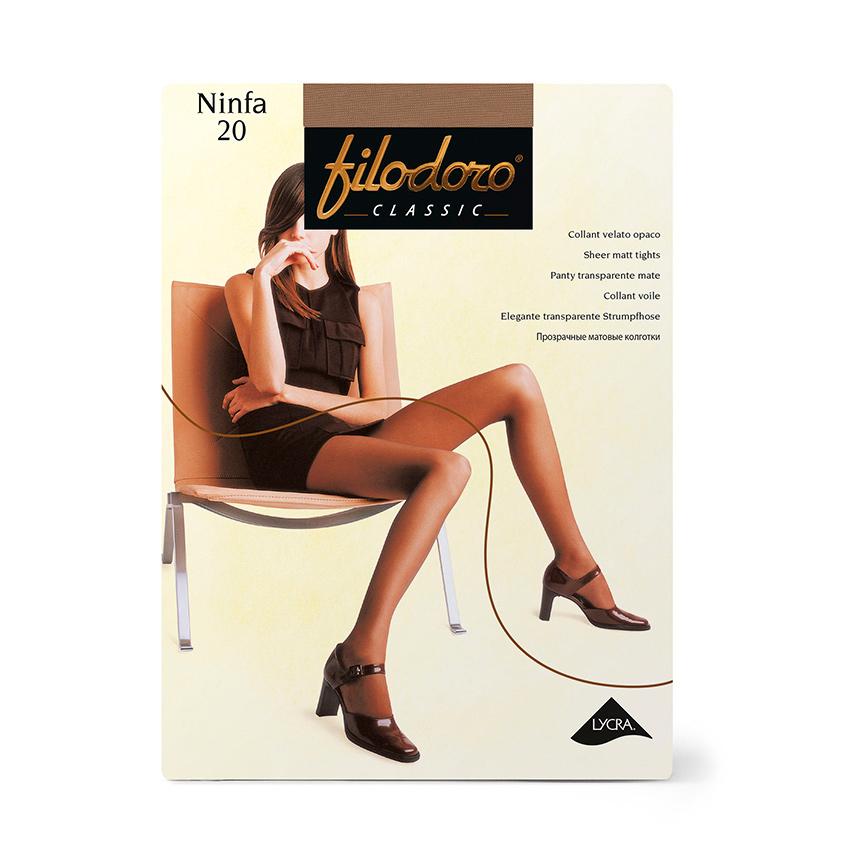 Купить FILODORO Колготки женские 20 ден Ninfa Playa