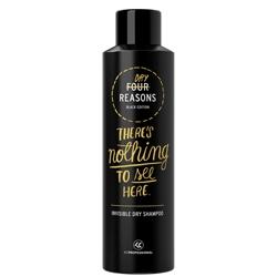 FOUR REASONS Сухой невидимый шампунь спрей Black Edition 250 мл