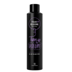 FOUR REASONS Спрей для придания волосам объёма на весь день 300 мл cutrin chooz root lifting finishing spray спрей финализатор для прикорневого объема 300 мл