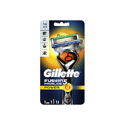 GILLETTE ������ Fusion ProGlide Power Flexball � 1 ������� �������� ������ + 1 �������