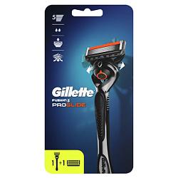 GILLETTE ������ Fusion ProGlide Flexball � 2 �������� ���������