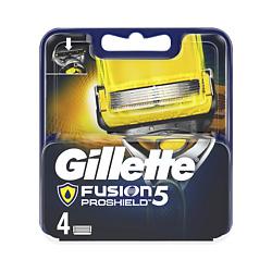 GILLETTE Кассеты сменные Fusion ProShield 2 шт. кассеты для модулей памяти