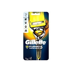 GILLETTE Станок для бритья Fusion ProShield с 1 сменной кассетой Станок + 1 кассета джилет fusion proglide power gold станок с 1 кассетой