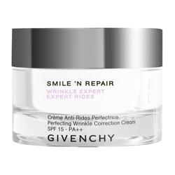 GIVENCHY Крем для коррекции морщин Smilen Repair SPF 15 PA++ 50 мл
