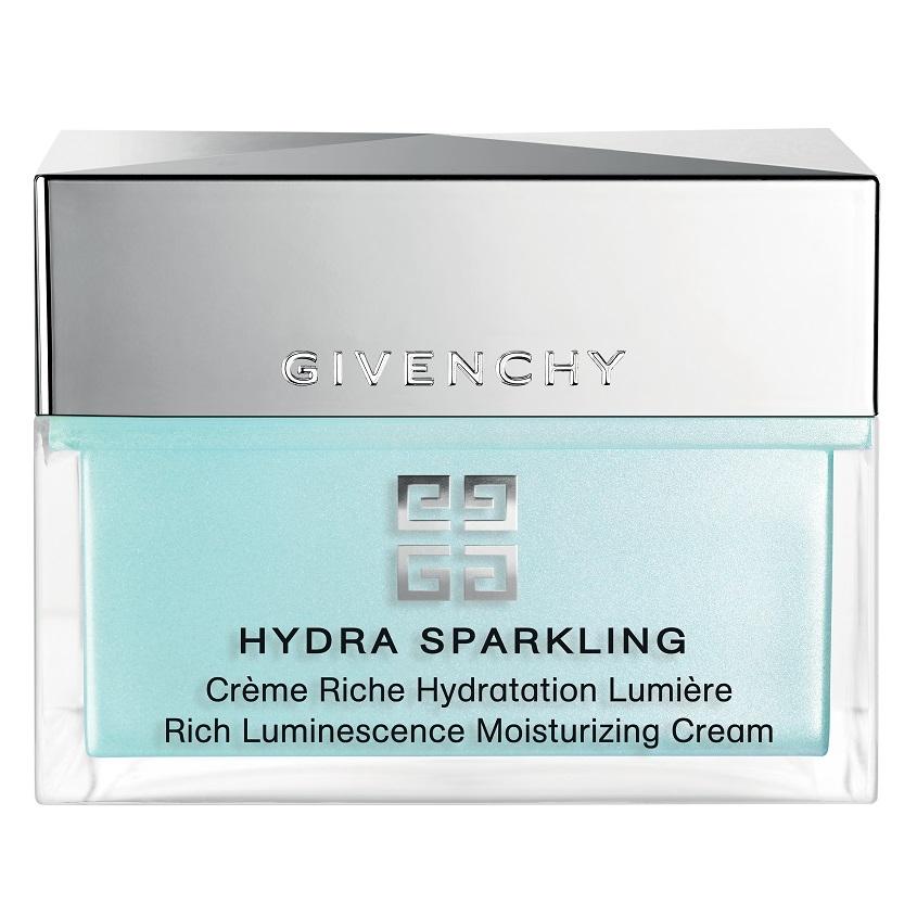 GIVENCHY Крем увлажняющий питательный для сияния кожи – для сухой кожи Hydra Sparkling