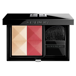 GIVENCHY Компактные двухцветные румяна для лица Prisme Blush № 03 Spice, 6.5 г