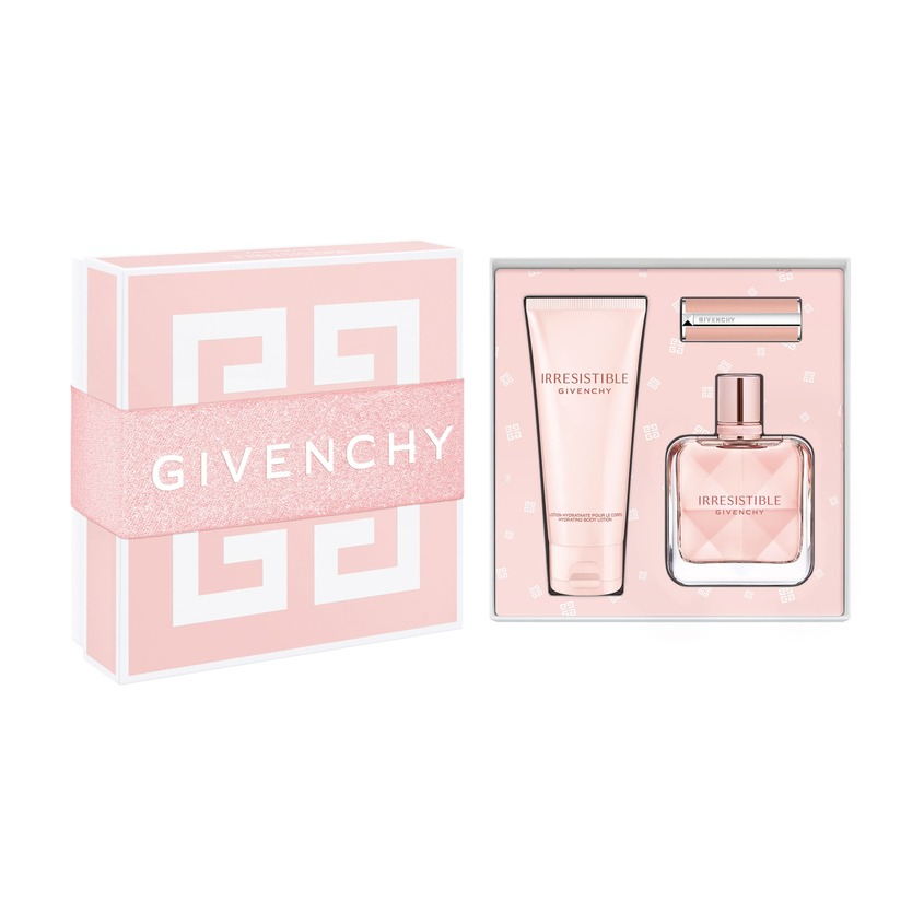 Givenchy Irresistible & Le Rose Perfecto Set
