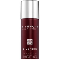 GIVENCHY GIVENCHY Дезодорант-спрей Pour Homme 150 мл givenchy поло
