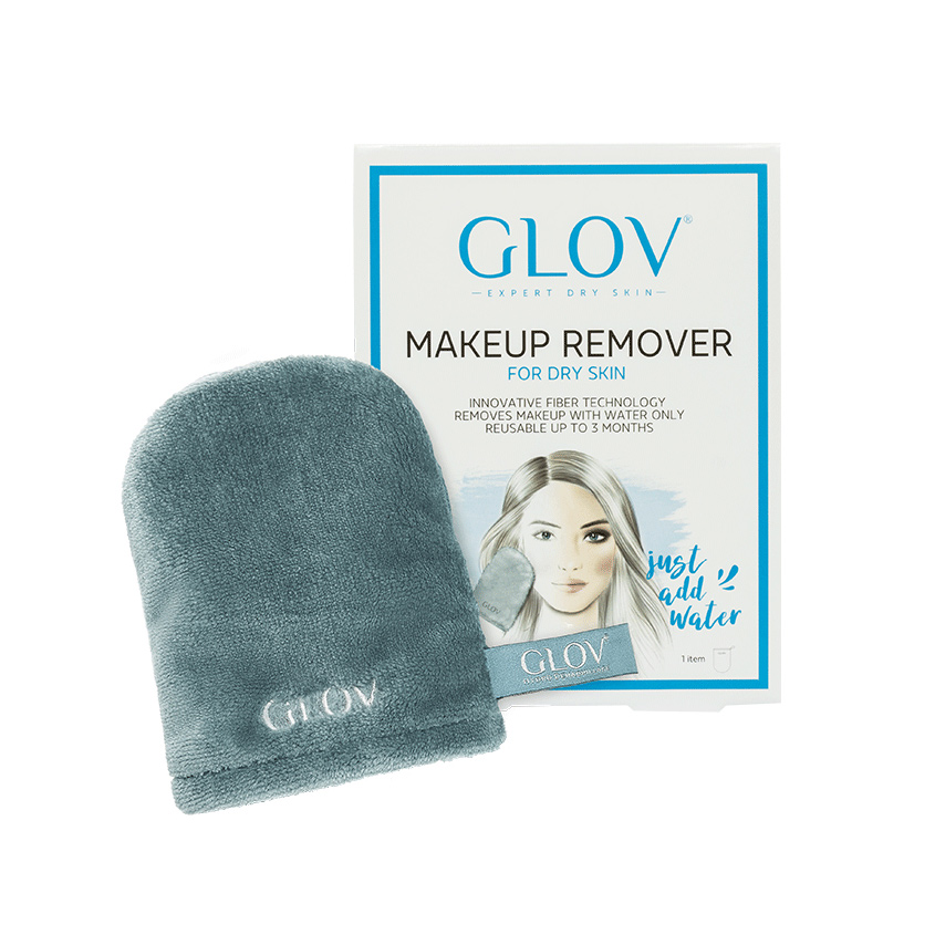 GLOV Рукавичка для снятия макияжа GLOV для сухой кожи