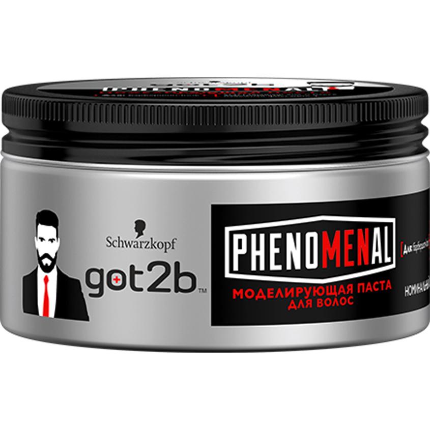 Купить GOT2B Паста для волос моделирующая phenoMENal