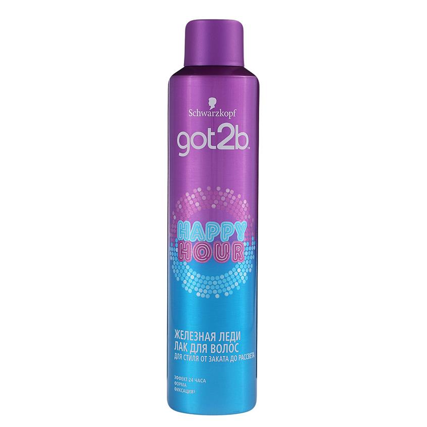 Купить GOT2B Лак для волос Железная леди