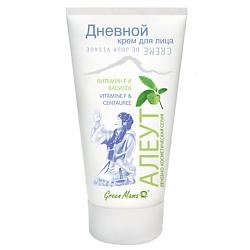 GREEN MAMA Дневной крем для лица Витамин F и Василек 100 мл ночной крем для лица green mama чистая кожа для чувствительной кожи смешанного типа 100 мл