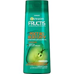 GARNIER Шампунь укрепляющий, для ослабленных волос, склонных к выпадению Fructis Рост Во Всю Силу 250 мл
