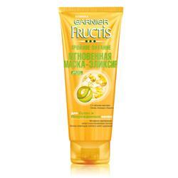GARNIER Мгновенная маска-эликсир Fructis - Тройное питание 200 мл