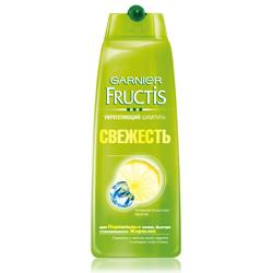 fructis уход за волосами GARNIER Шампунь Fructis - Свежесть мохито 250 мл